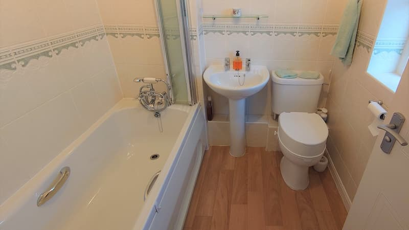 before bath shower toilet assisted shower instalments