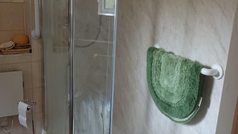 assistant shower handle instalment after