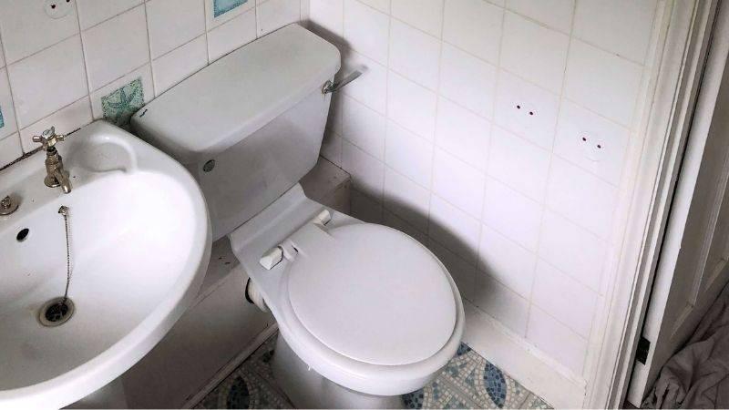 fuljames before-shower handle fitting